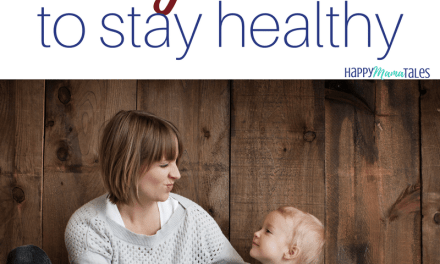5 Simple Strategies For Busy Moms To Stay Healthy