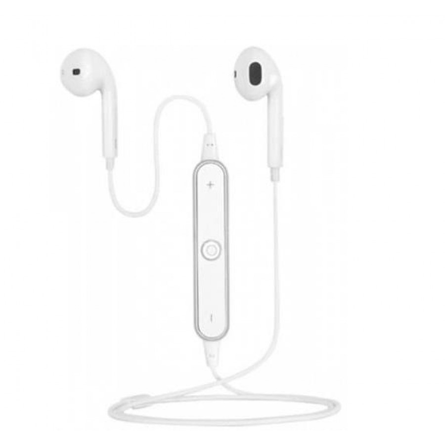Earphones Wireless Bluetooth Earbud Neckband Ear pods
