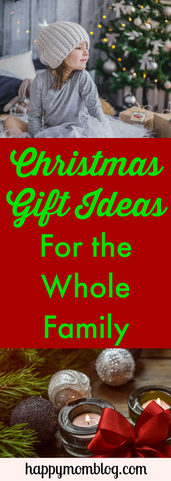 Christmas Gift Ideas the Whole family will actually love! This is not your average gift guide! They will love this stuff!