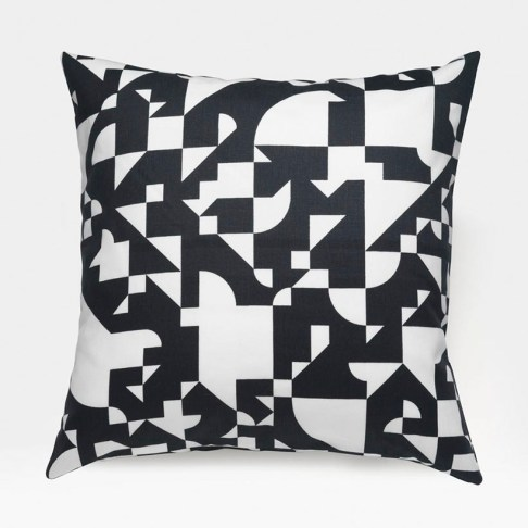 Shapes_Black_Throw_Pillow_17x17_27