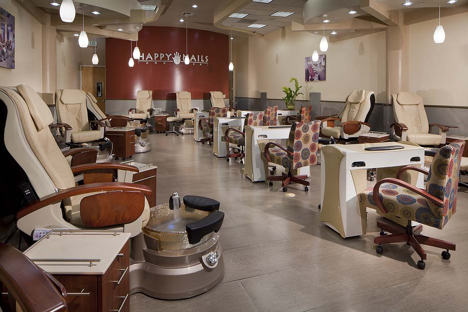 Gallery  Happy Nails  Nails and Spa Salons