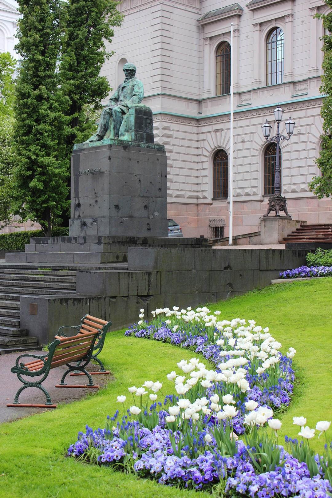 Helsinki-fleurs