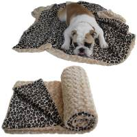 Puppy Hugger Pet Blanket - Happy Paws
