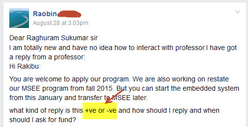 How To Contact Professor For Graduate School MS And PhD