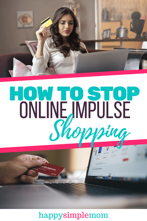 How to Stop Online Impulse Shopping
