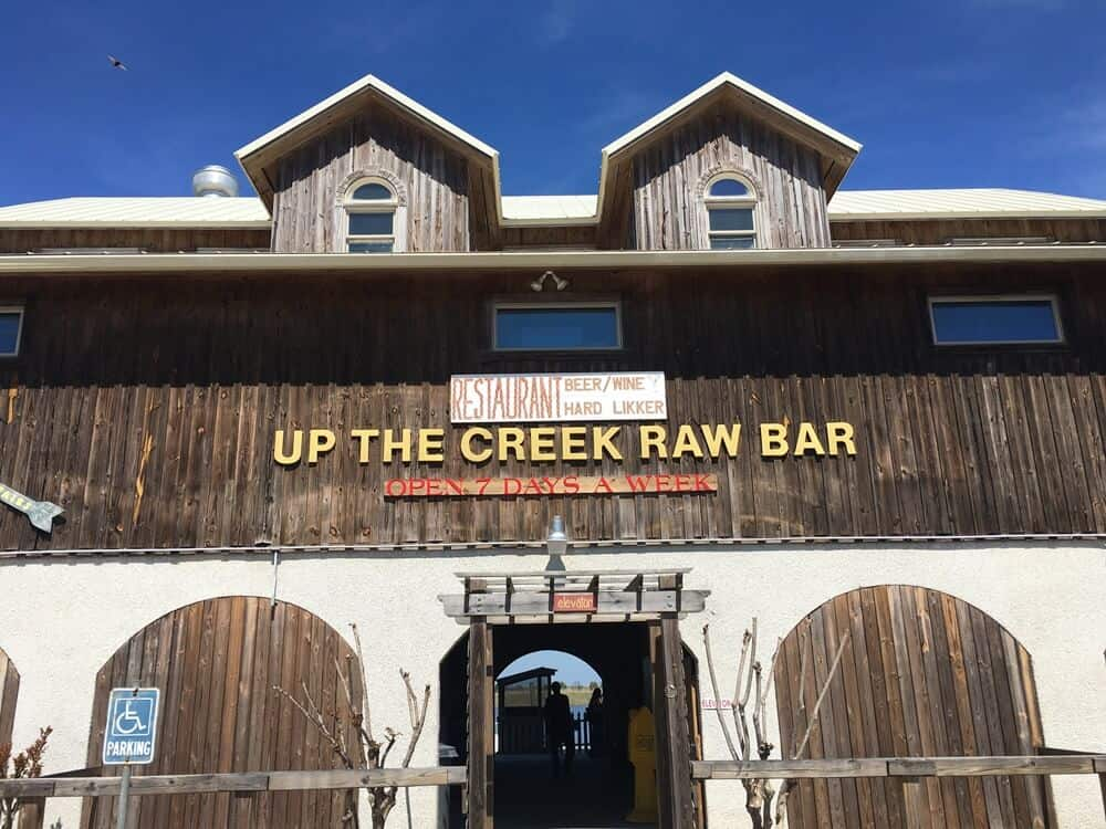 Absolute Best Place for Oysters | Apalachicola, Florida | Florida Oysters | Raw Oysters | Up the Creek Raw Bar