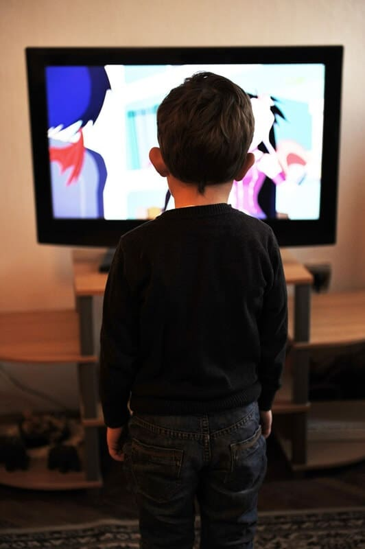 Limit screen time for your kids.