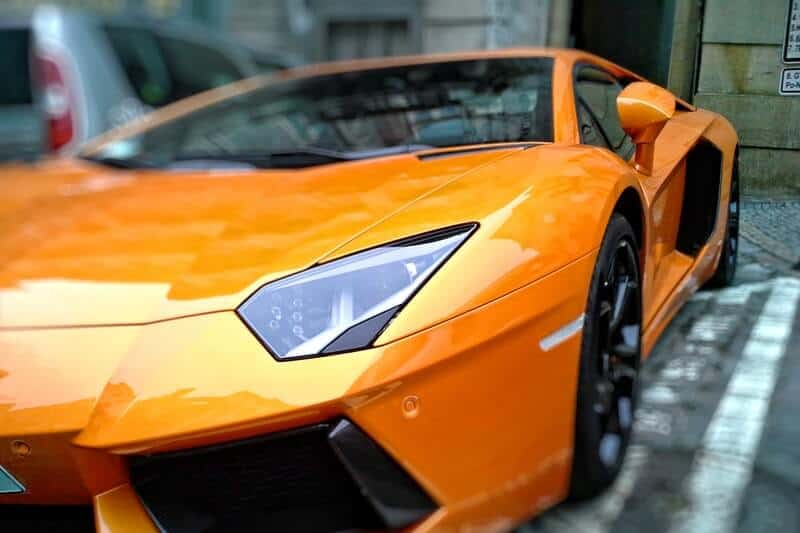 Experience gifts for men can include an exotic car rental for the day.