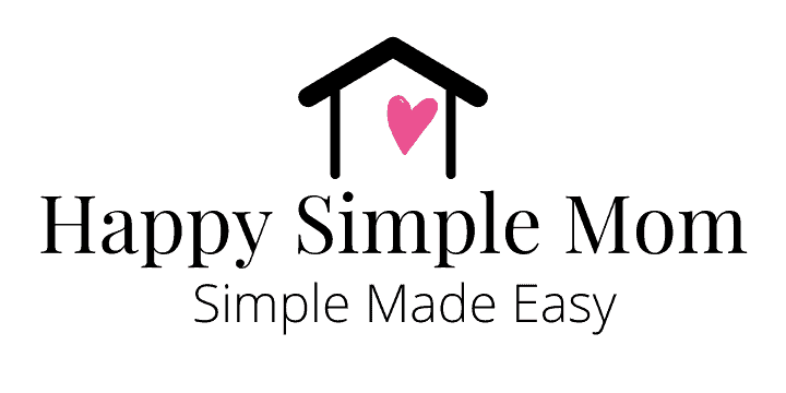 Happy Simple Mom logo