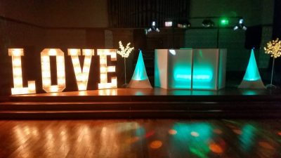 Mr and Mrs Gethin's wedding at Gregynog Hall Newtown - Happy Sounds Mobile Disco