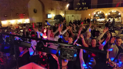 Oswestry Venues - Carriages - Happy Sounds Mobile Disco