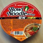 Nong Shim Bowl Noodle Kimchi Flavour 01
