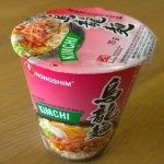Nongshim_Oolongmen Kimchi_Bild 1