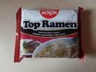 """#810: Nissin Top Ramen """"Rind-Geschmack"""""""
