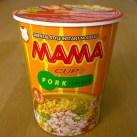 "#823: Mama ""Pork Flavour Cup"""