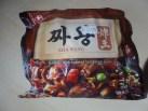 "#1072: Nongshim ""Zha Wang"" (Noodles with Roasted Blackbean Sauce)"