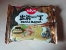 """#1568: Nissin """"Demae Ramen Pork"""" (Schweinefleisch)"""