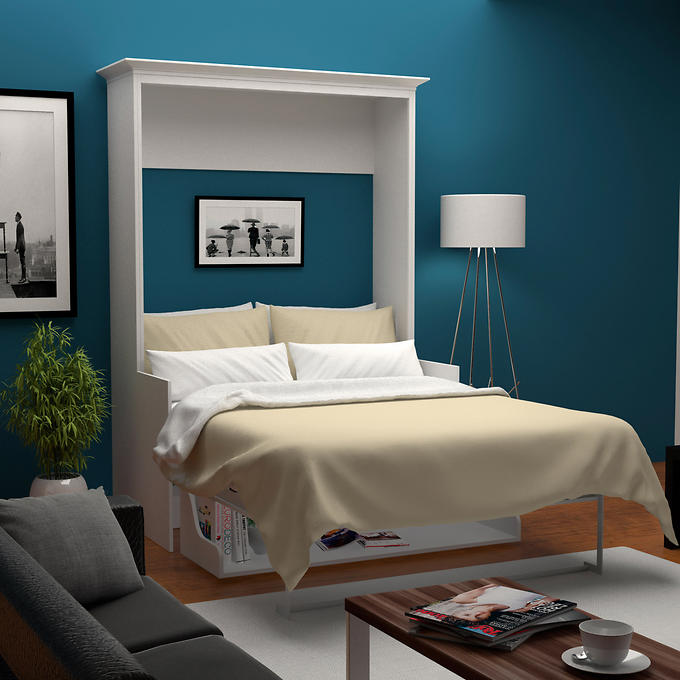 Empty Nesting and Multifunction Rooms Is a murphy bed