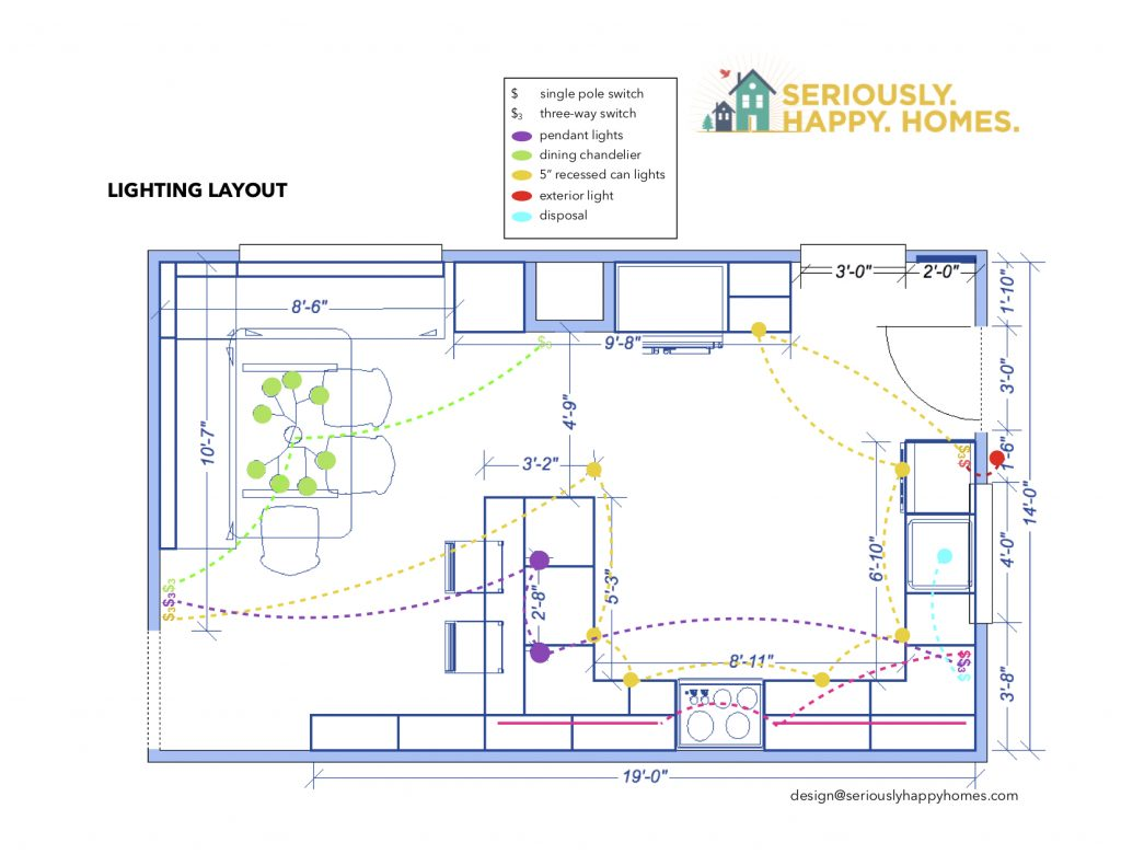 hight resolution of yes you need a lighting plan for your remodel seriously happy homesa note about electrical
