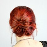 3 simple and easy twisted and braided hairstyles for all skill levels.