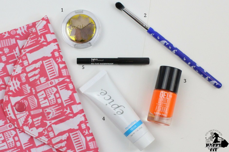 Curious of what's in the Ipsy glam bag? Click to find out what's inside.