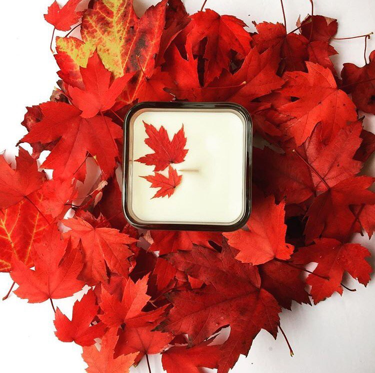 Build your candle collection up just in time for fall. Check out this and 14 other things to do for fall.