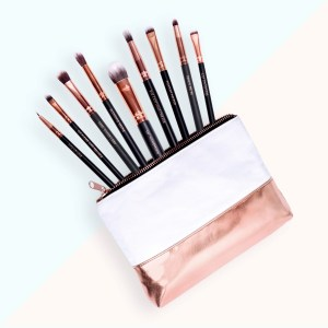Lux Vegan Eye Makeup Brush Set MOTD Cosmetics Vegan Makeup Brushes