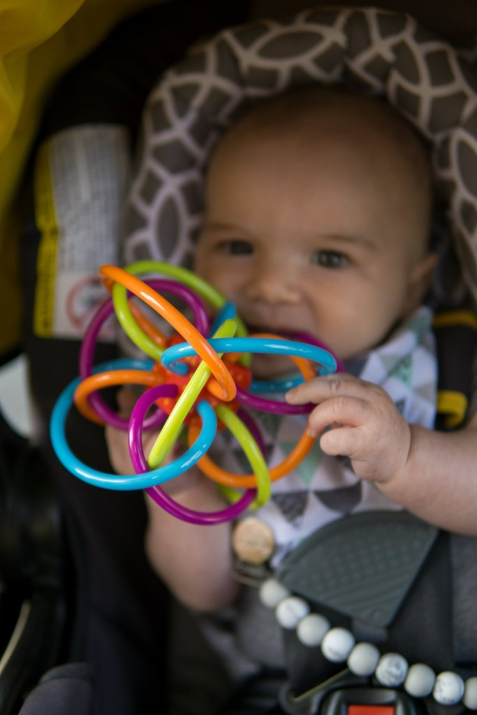 Manhattan Toys are some of the best baby toys!