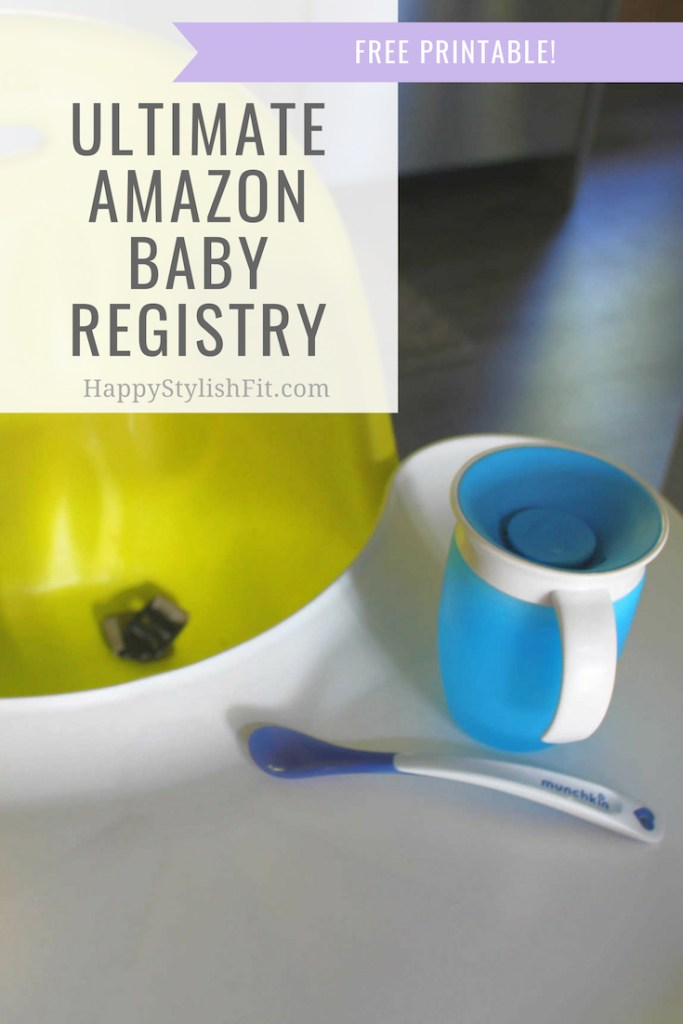 First time mom baby shopping list. Your ultimate amazon baby registry. #pregnancy #FirstTimeMom #Baby #Newborn #BabyRegistry #BabyShower