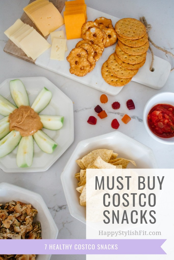 These healthy Costco snacks are a must buy for your next Costco trip.