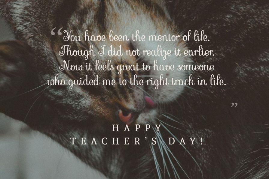 Wishes Happy Teachers Day