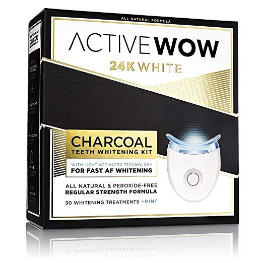 Active wow 牙齒美白凝膠