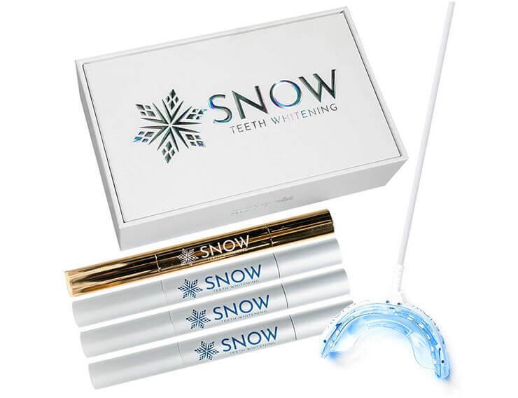 snow 牙齒美白凝膠