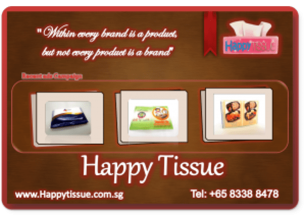 tissuemarketng-300x213 Choosing Tissues ads campaign from Happy Tissues
