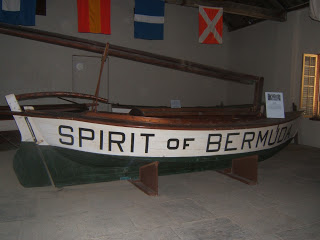 Spirit of Bermuda boat