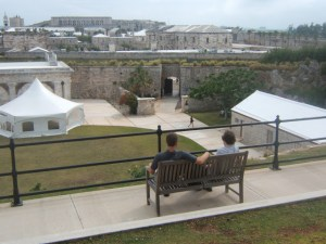 Bermuda Activity: Royal Naval Dockyard