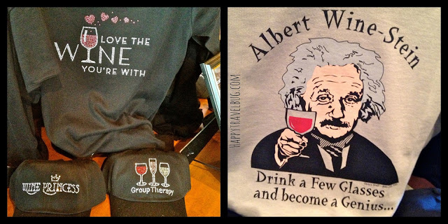 wine inspired shirts