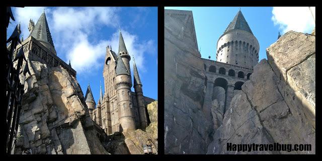 Hogwarts Ride at Universal Studios Orlando