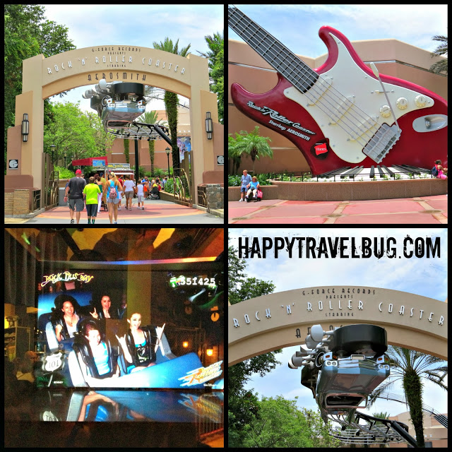 Rock 'n' Roller Coaster at Disney Hollywood Studios