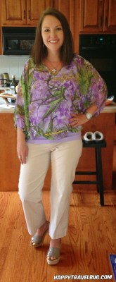 The outfit I picked for an Oprah Show taping