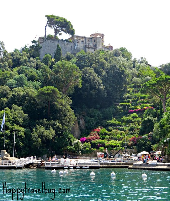 Castello Brown in Portofino, Italy