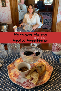 Breakfast at Harrison House in Naperville, IL