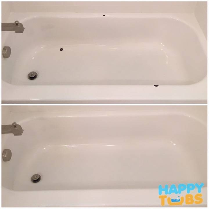 Bathtub Chip Repair in Highland Park, TX