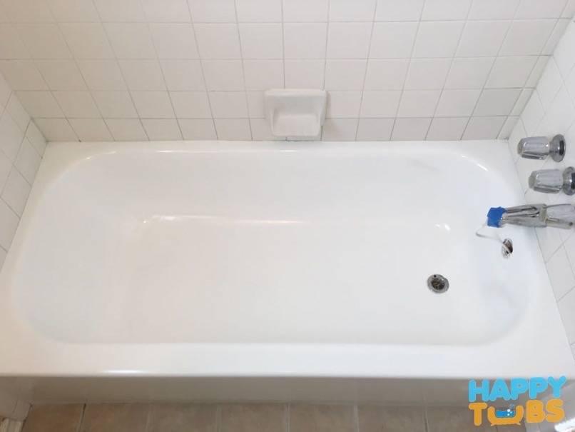 Bathtub Refinishing in Denton, TX - Happy Tubs