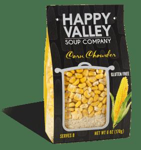 Corn Chowder Packaging