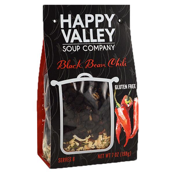 Black Bean Chili Soup