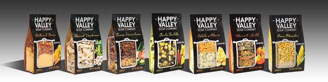 Seven Happy Valley Soups