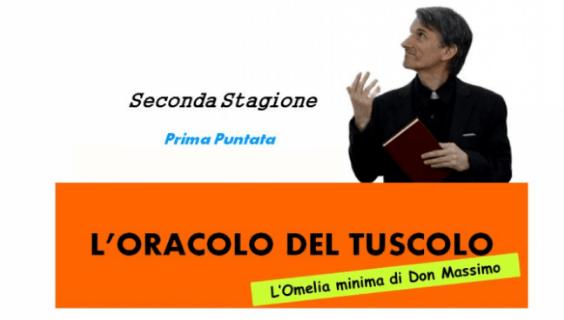 L'oracolo del Tuscolo – 2° Stagione Episodio 1