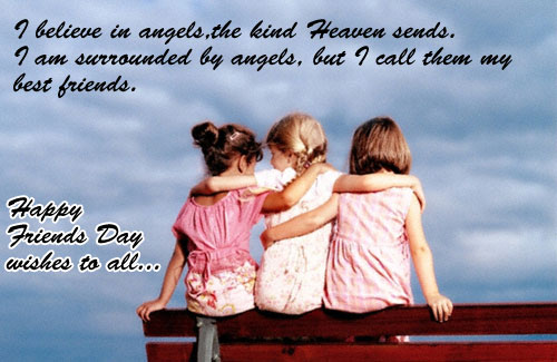 Happy Friendship Day Greeting Cards Free Download