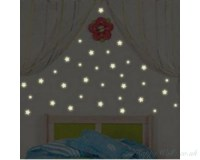 Star Glow In The Dark Wall Stickers Star Wall Decals For ...